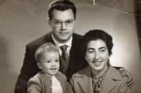 Con mis padres 1960